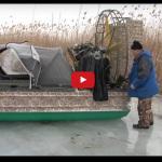Зимняя рыбалка на щуку в Дельте Волги
